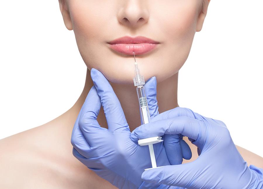 Rellenos faciales inyectables