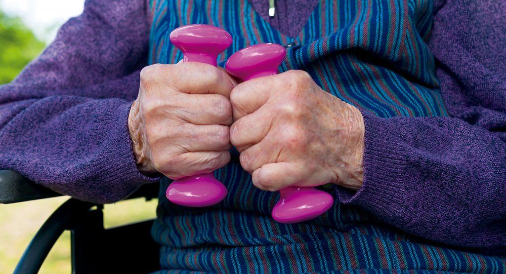 Ejercicio personas mayores
