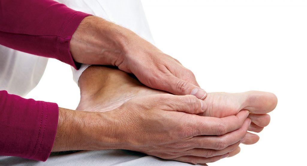 Podología clínica geriátrica