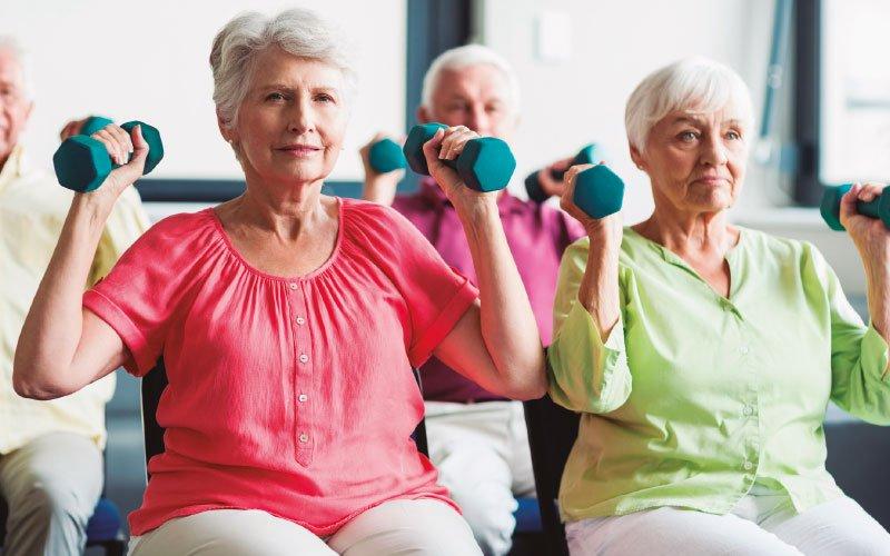 Prescripción del ejercicio durante la hospitalización de agudos