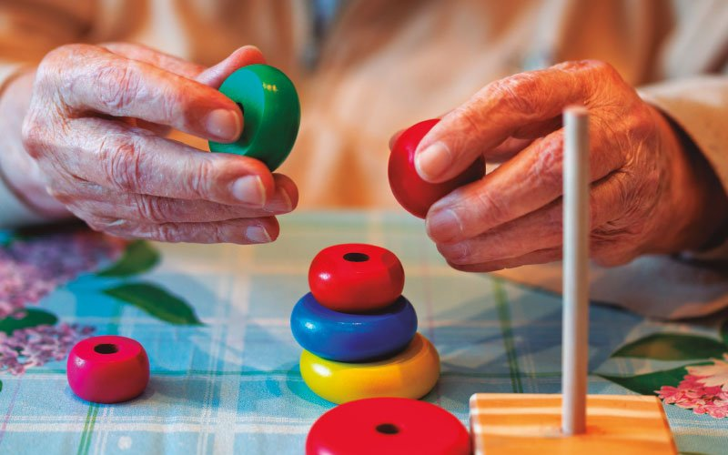 reflejos primitivos en el adulto mayor