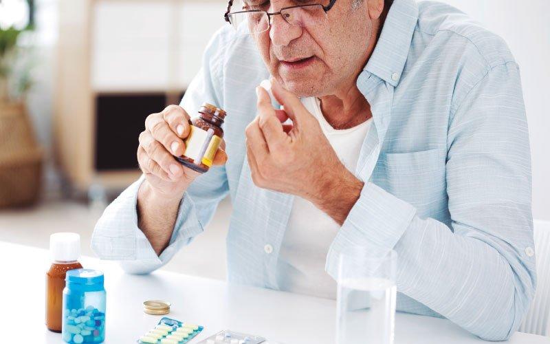 Polifarmacia y uso racional de medicamentos