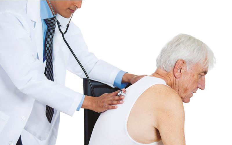 Trasplante pulmonar en adultos mayores