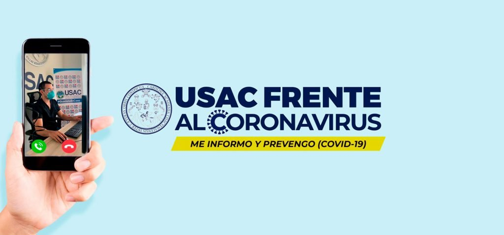 Centro de telemedicina Covid-19 Usac