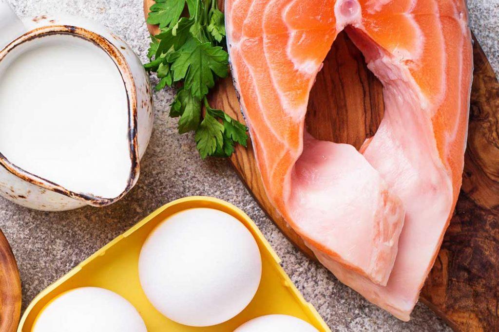 Consumo moderado de otros alimentos de origen animal