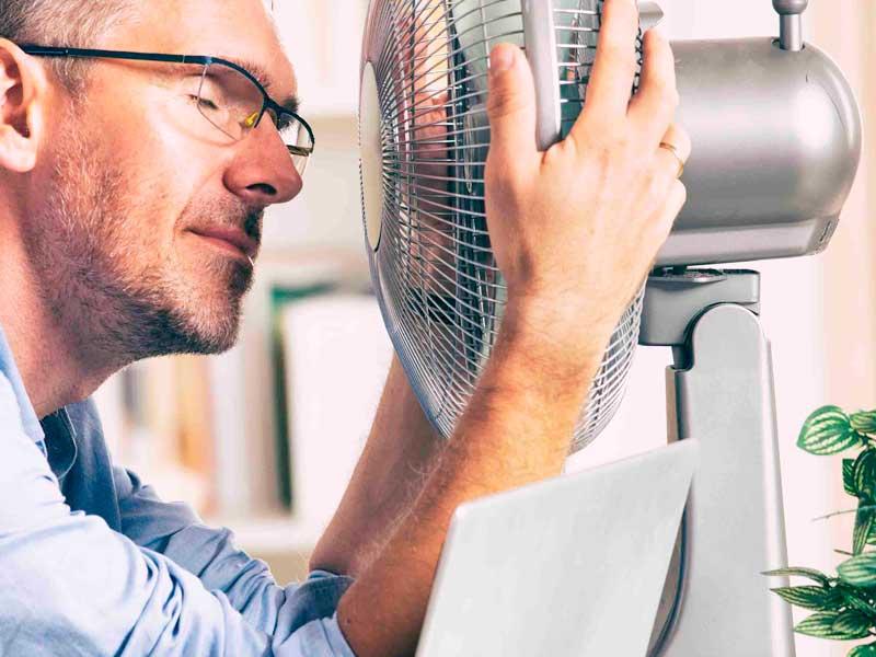 Cuidados del Adulto Mayor en verano