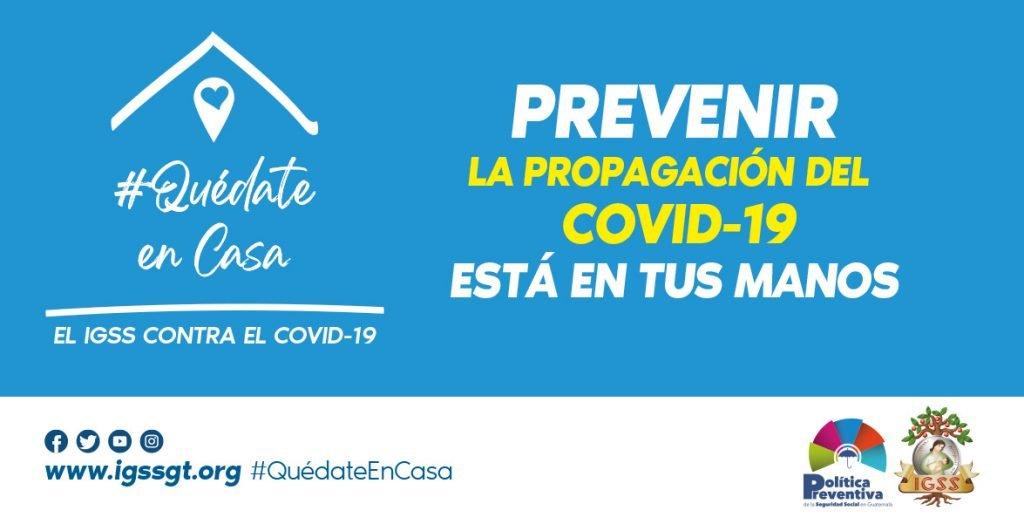 Acciones preventivas para detener la pandemia COVID-19