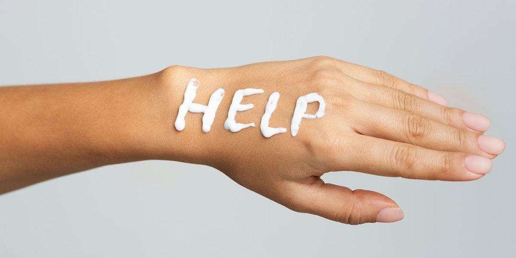 Alergias e irritaciones en la piel