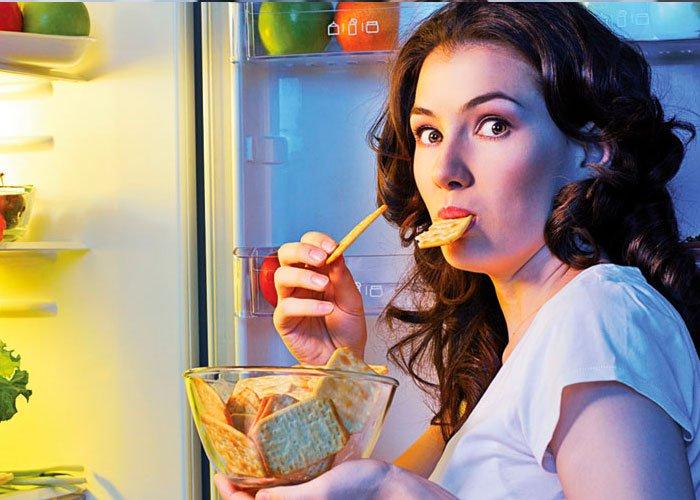 La importancia de las 5 comidas al día