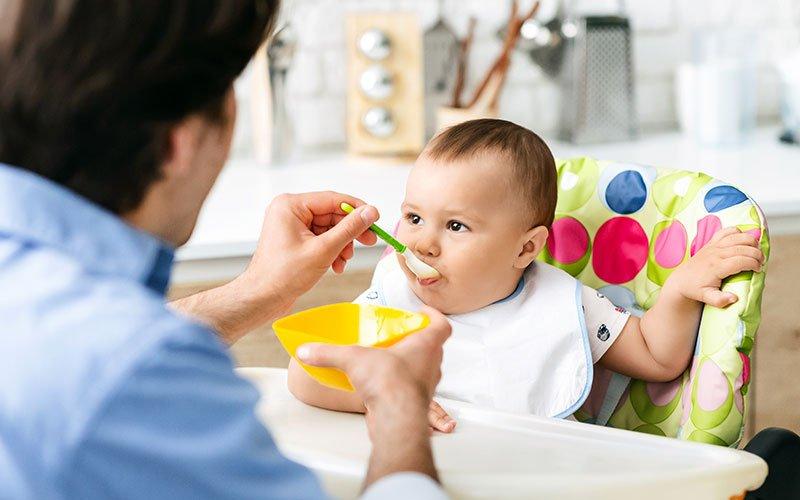 Crear hábitos alimenticios saludables desde la infancia