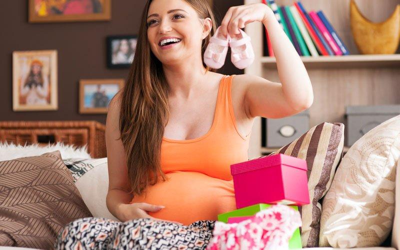 Consiéntete durante el embarazo