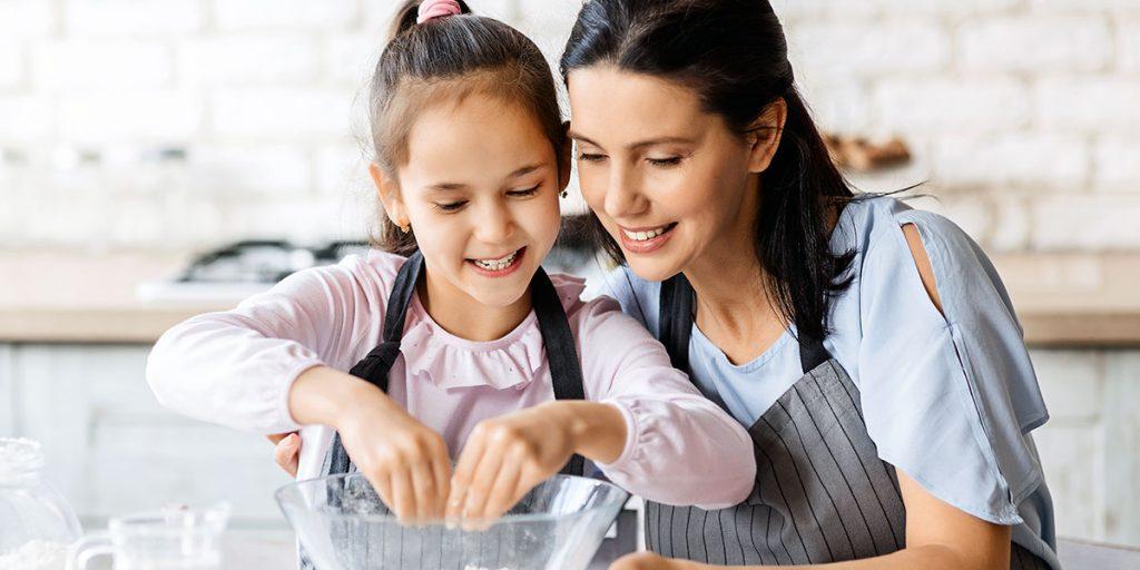 hábitos alimenticios saludables desde la infancia