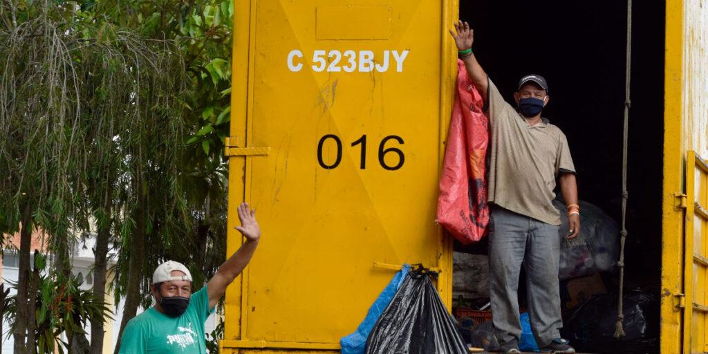 Recolectores de basura