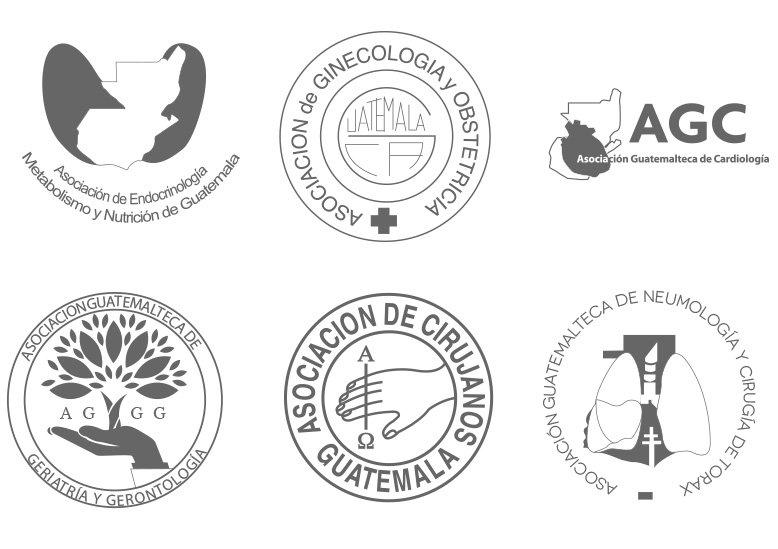 Asociaciones y colaboradores médicos Guatemaltecos