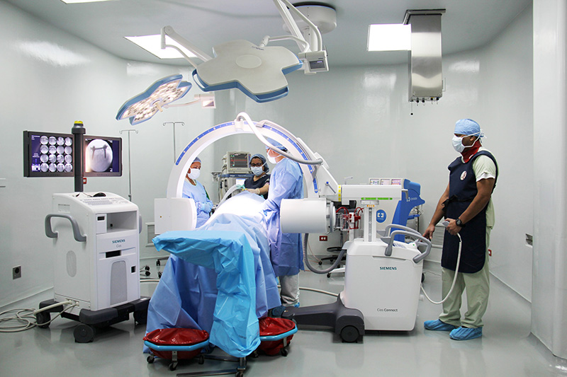 Hospital El Pilar, comprometido con Guatemala, más allá de sus fronteras