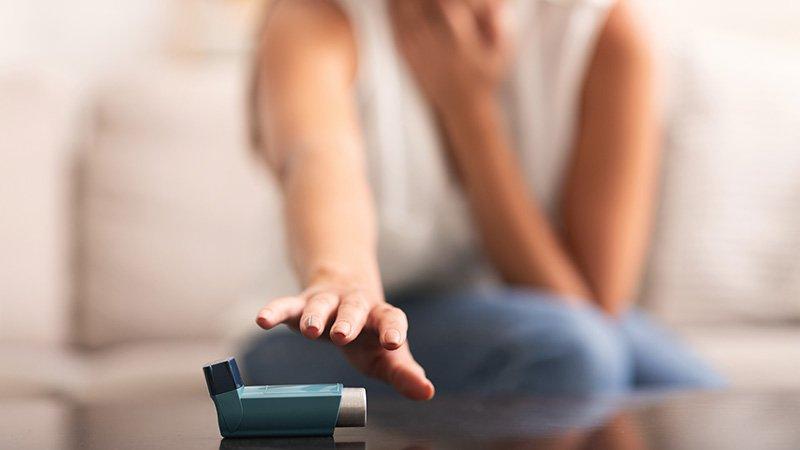 Aprendiendo a controlar el asma