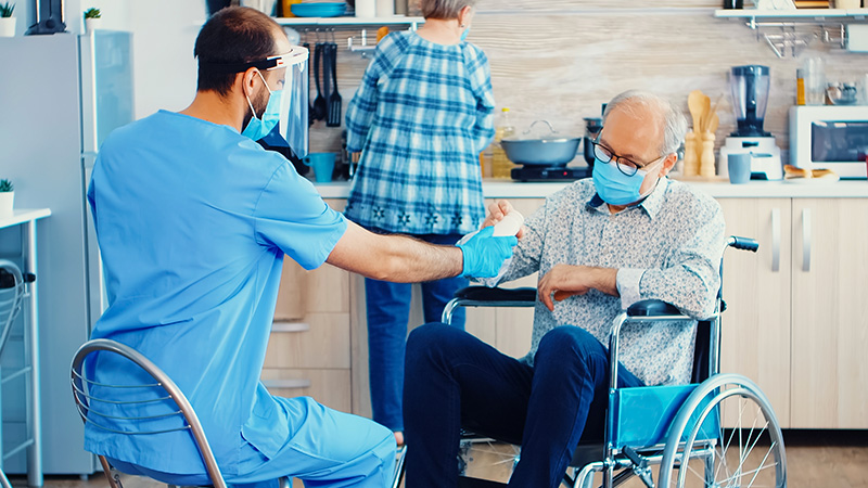 Actividades ocupacionales en el adulto mayor