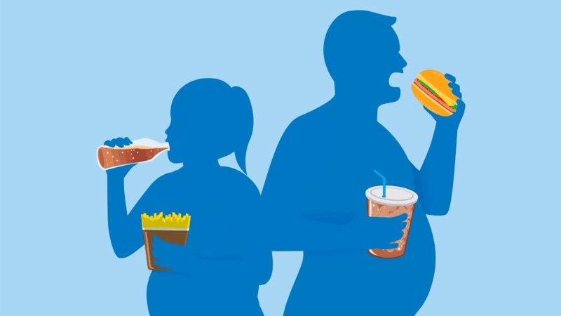 Que la obesidad no afecte su corazón