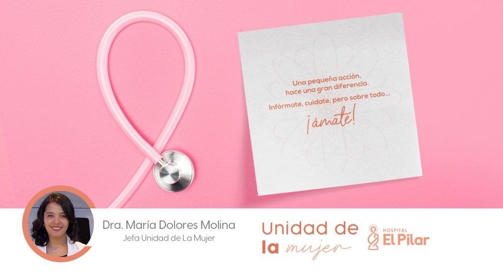 Importancia de los chequeos preventivos, contra cáncer de mama