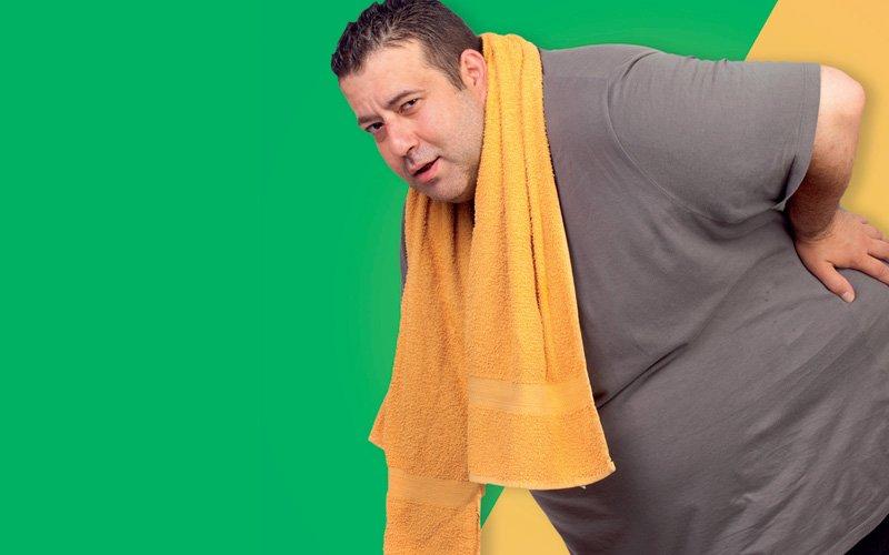 obesidad y el sobrepeso