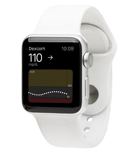 Apple Watch mide la glucosa