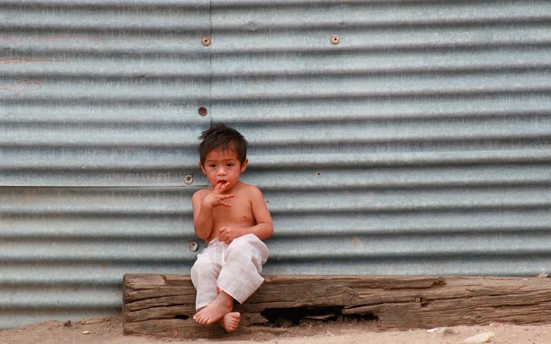 Desnutrición infantil en Guatemala
