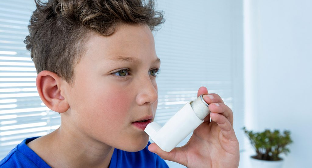 ¿Es una limitante tener asma?