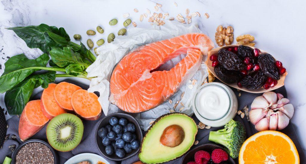 Alimentación saludable para el tratamiento del hígado graso