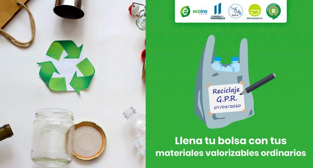 Separación de residuos, un segundo para decidir