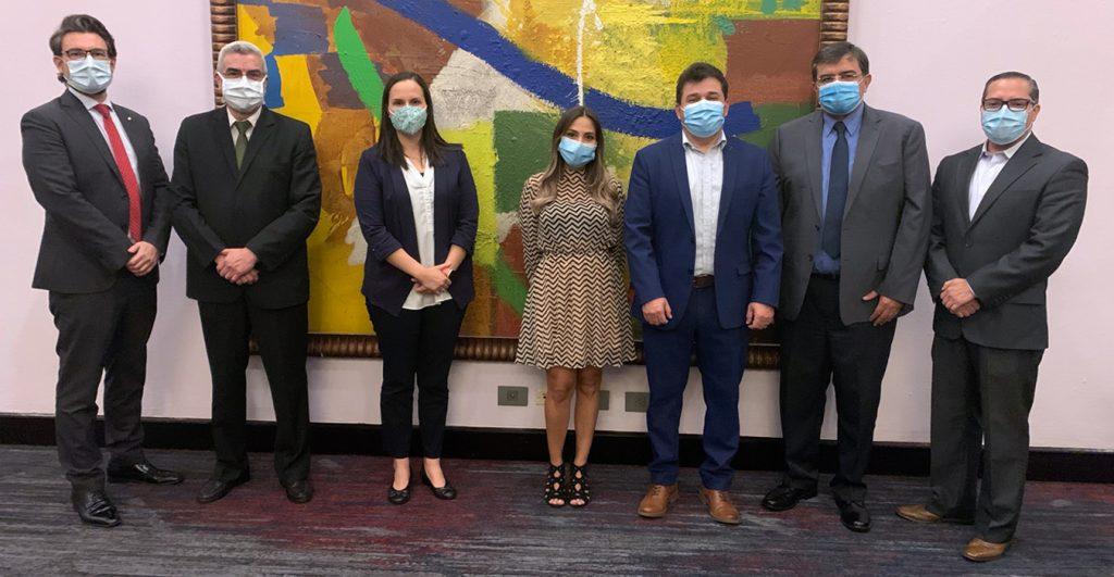 Asociación Guatemalteca de Neumología y Cirugía de Tórax celebra 75 años