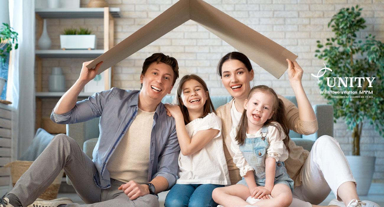 Seguro de gastos médicos mayores, seguridad para la familia