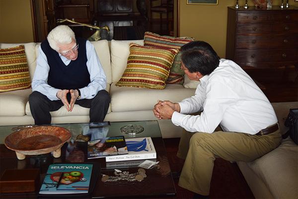 Entrevista al Dr. Aldo Castañeda