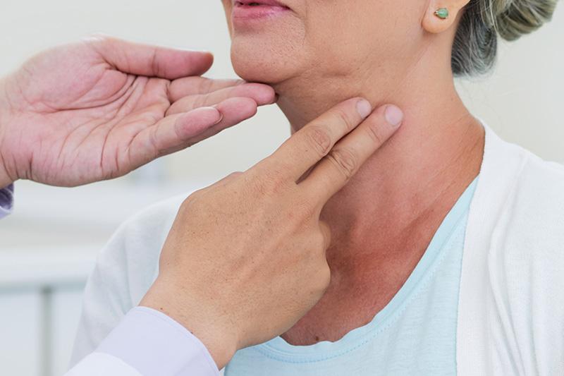 Detección cáncer tiroides