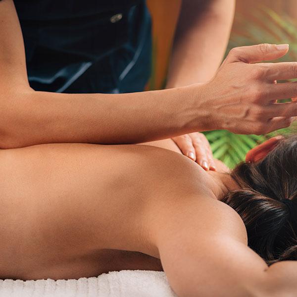 Masaje de tejido profundo