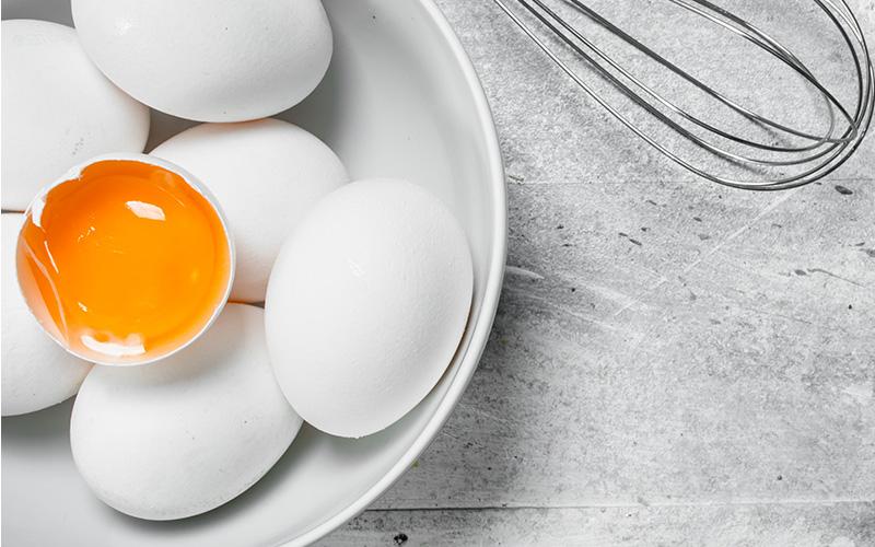 Composición del Huevo